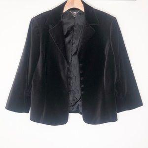 Alex Marie velvet blazer jacket 12